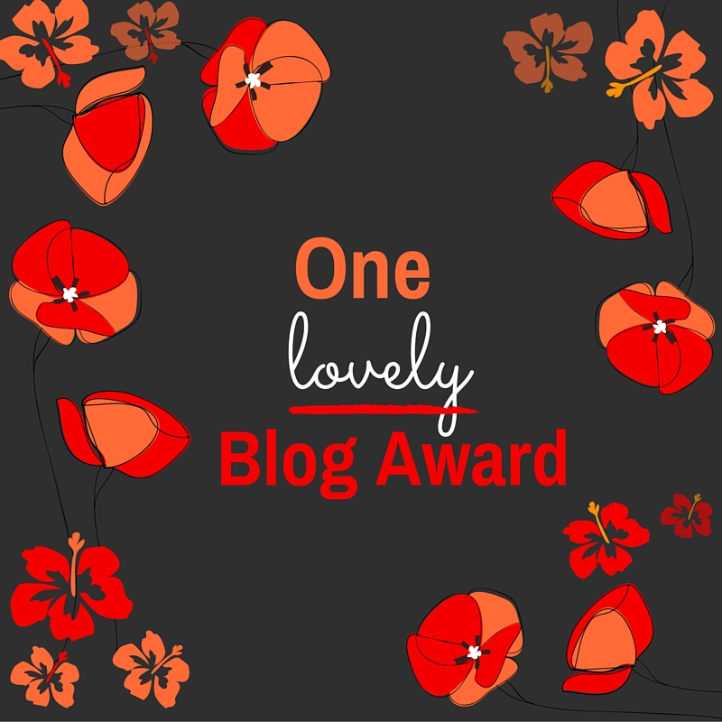 One lovely Blog Award- reisen mit Kind