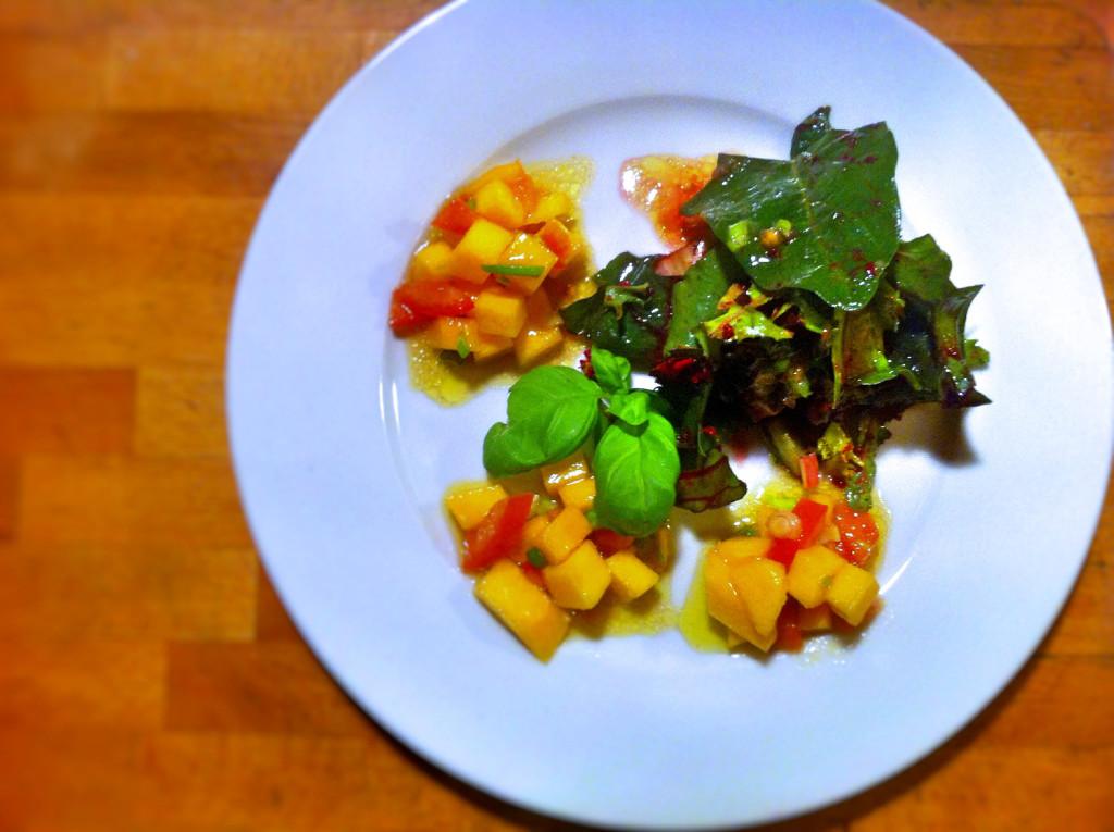 Ceviche- Rohkost-Vegan-Paleo-Kinderfreundlich- gesund-Schnelles Gericht- ohne kochen-Vorspeise
