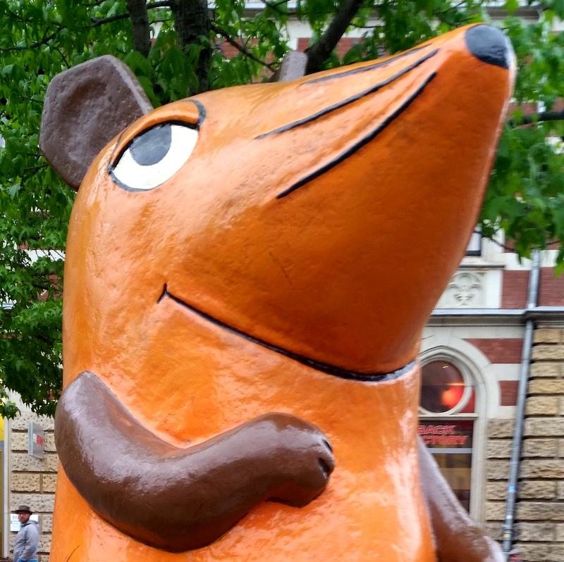 Erfurt-Thüringen-die Maus-Sendung mit der Maus-Kika-ortsunabhängig-kinheit-freisein
