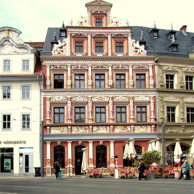 Erfurt-Thüringen-Fischmarkt-Lebenswert-lifestyle-ortsunabhängig