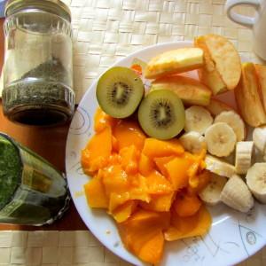 Frühstück Aeroh Travel Kitchen