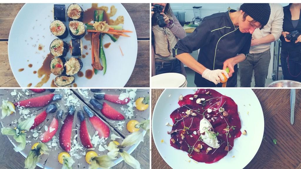 Rohkost- Raw Food- Raw Chef- Boris Lauser-gesund-Rohkost Sushi-Rohkost Kuchen-Berlin- b.alive-Rohkost Sushi-Rote Bete-Raw Chef
