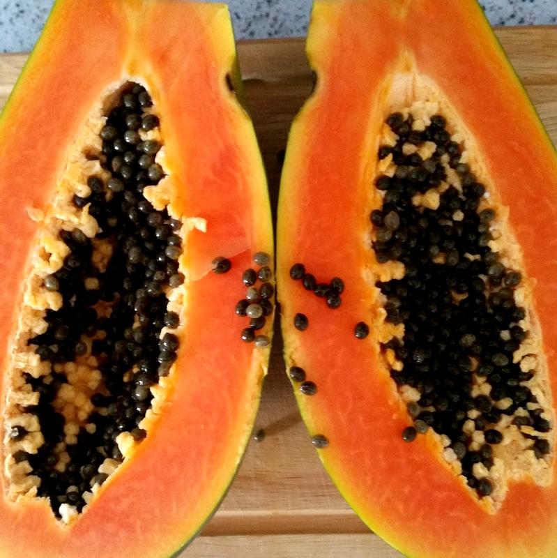 Papaya- Tropic- basische Früchte