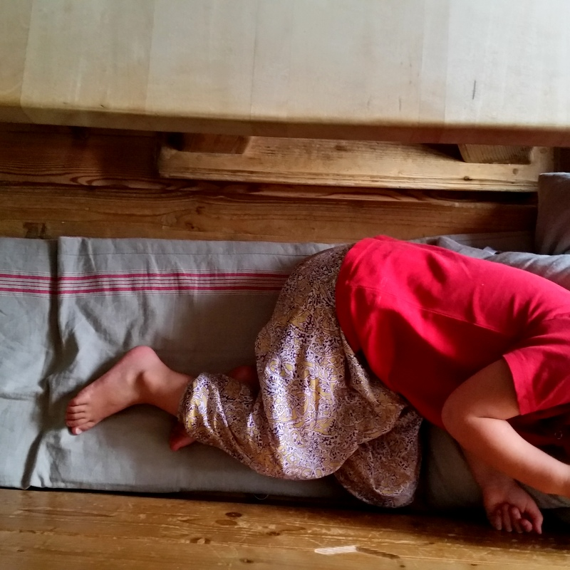 Attachment Parenting- Nomaden- ortsunabhängig- Mutter-Wochenende
