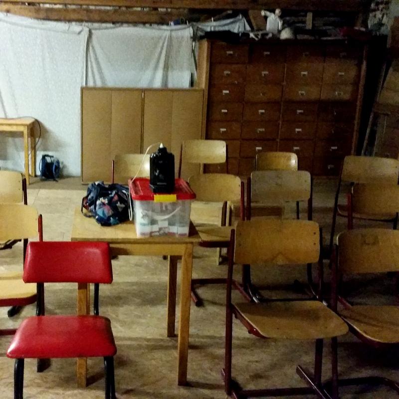 unbewegte Bilder- Kinderfreundliches Fernseh- Pouva Magica- Diafilme- Märchenstunde