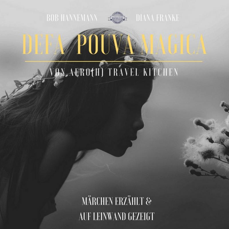Kinoposter- Pouva Magica- Schulfrei Festival- Märchenfilm