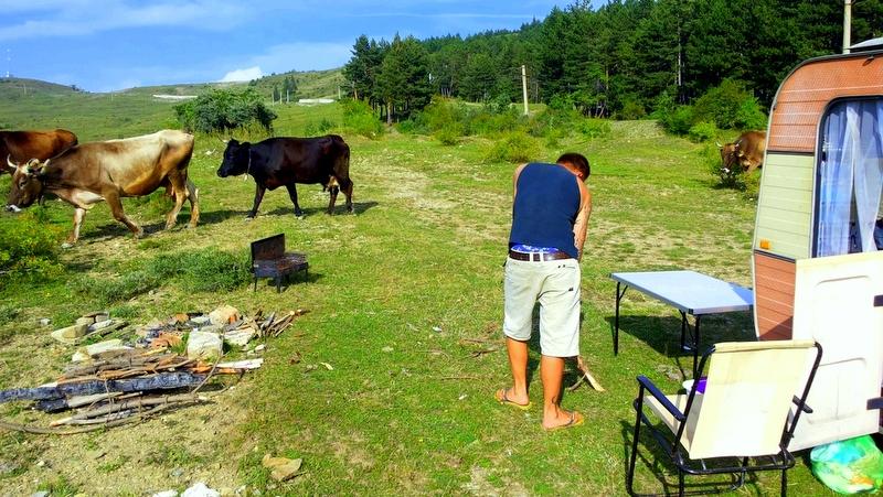 Stellplätze in Rumänien, Camping, leben im Camper