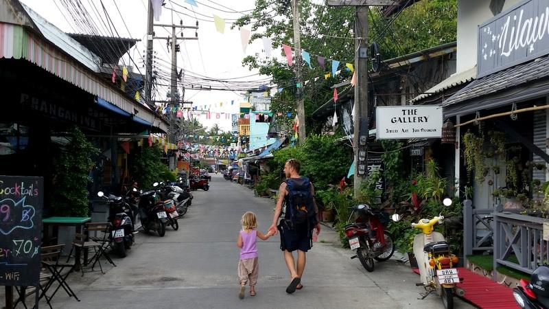 Weltreise mit Kind- Winter in Thailand - ortsunabhängig