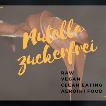 nutella zuckerfrei- raw- vegan- clean eating