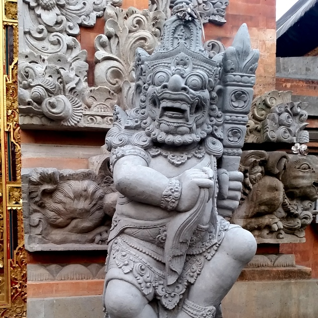 Bali mit Kind Ubud Tempel