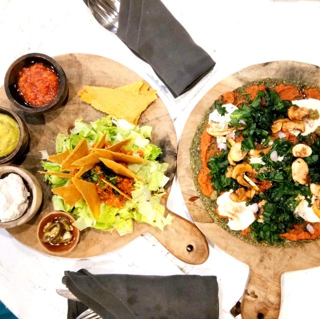 roh vegan Rawfood Gourmetrawfood Bali Alchemy familymeetup healthy reisen mit kind rohkost für da kind