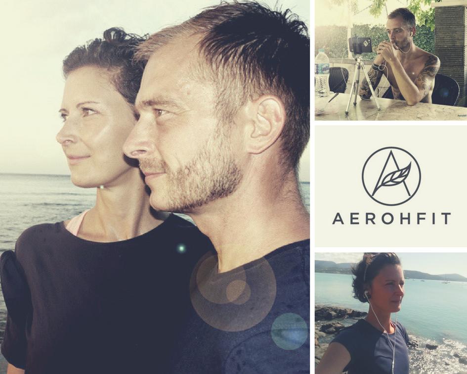 Aerohfit digitale Nomaden frei leben